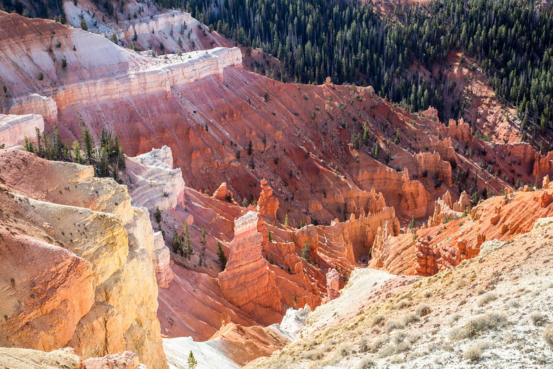 Another view of Cedar Breaks National Monument.