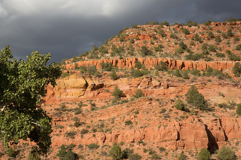 A view near Kanab, Utah.