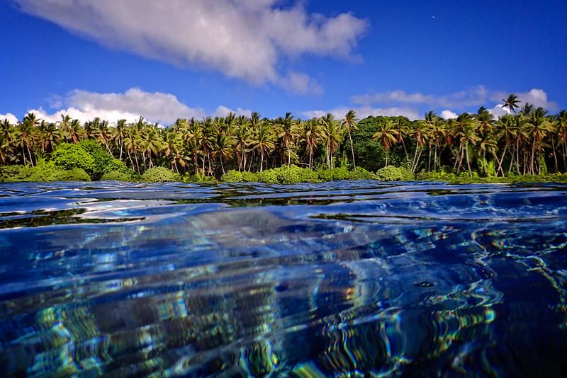 Flint Island, Kiribati