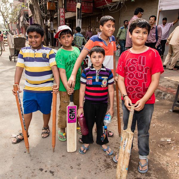 Future crickett stars.