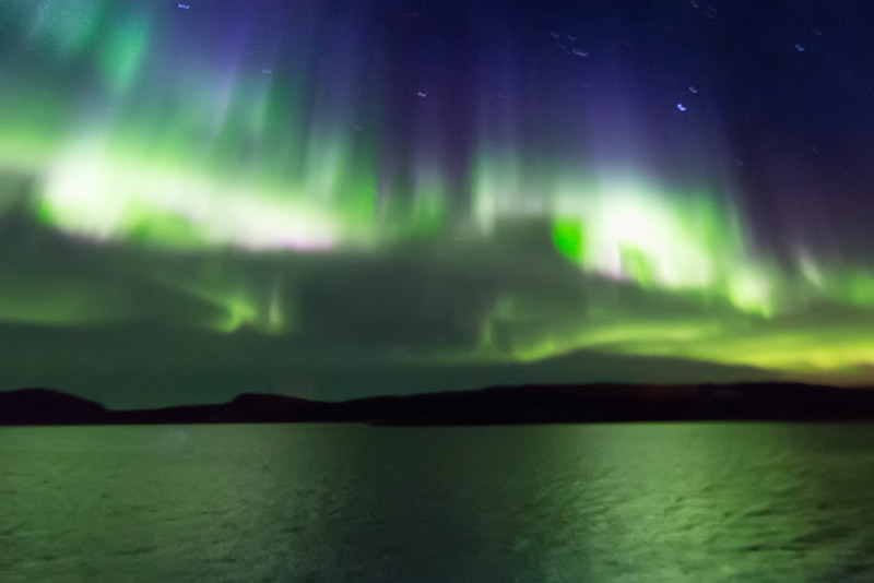 It's one thing to take a photo of the Northern Lights, but quite a different experience to see them dancing in the sky in person.