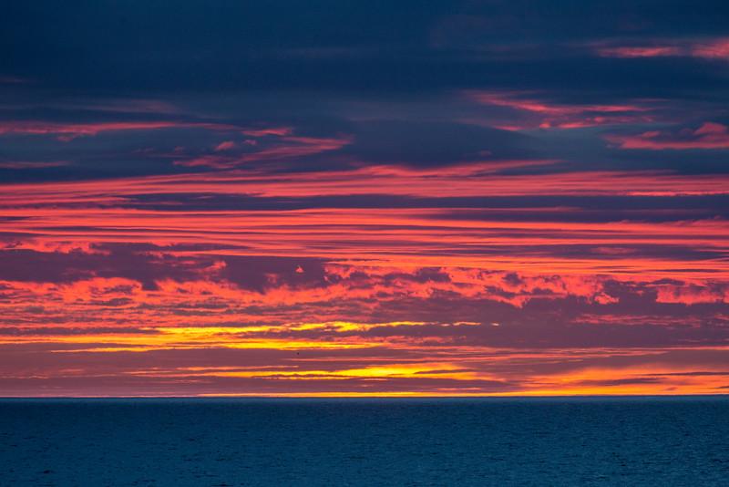 Another beautiful sunrise.