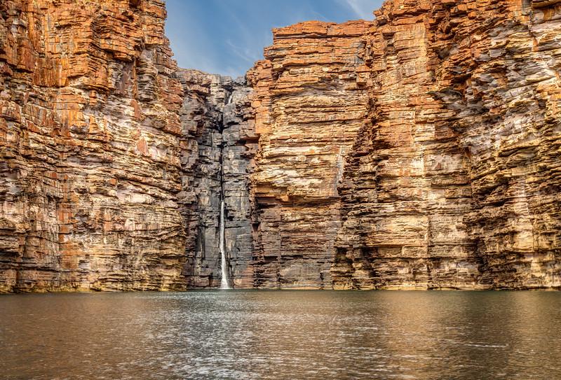 King George Waterfall