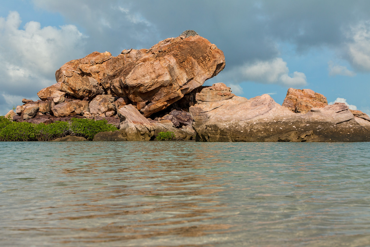 Jar Island in the Kimberley.