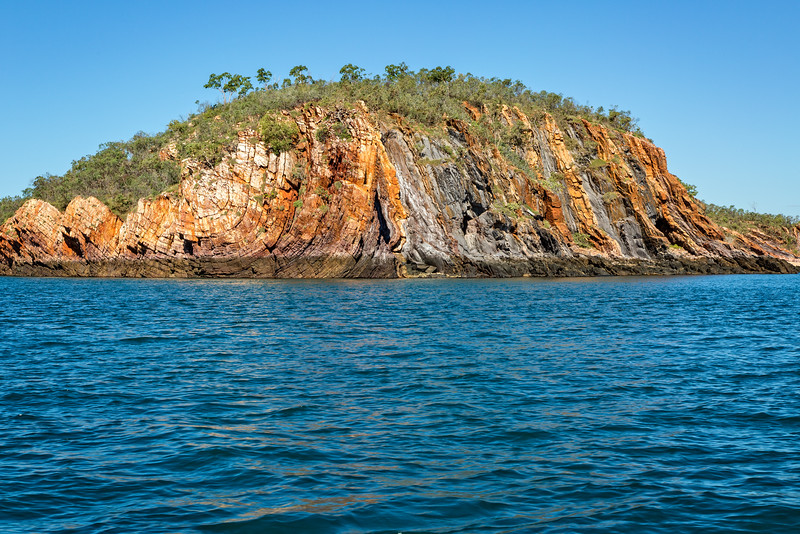 An example of the unique geology of this region of Australia.