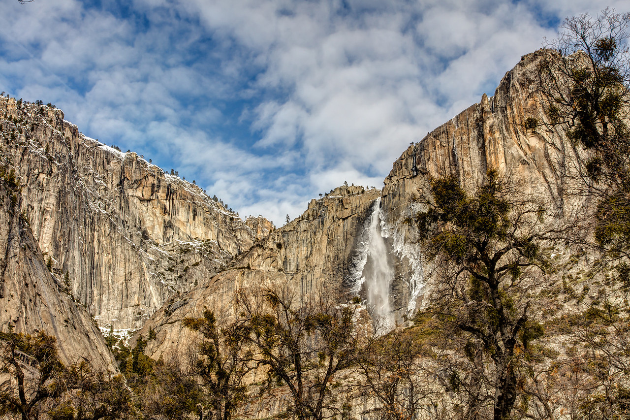 Yosemite Falls from another perspective