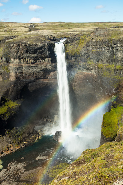 Haifoss Falls