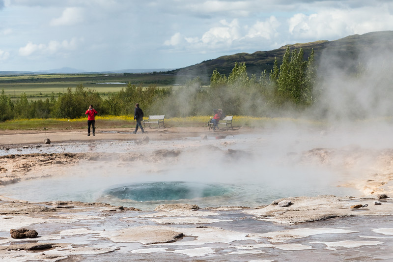 Geysir Hot Springs