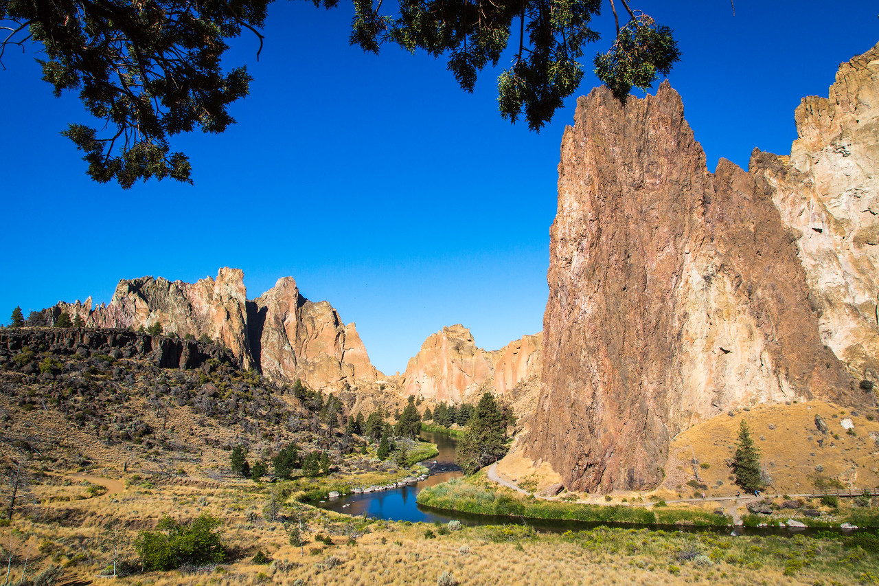 Another perspective of Smith Rock State Park