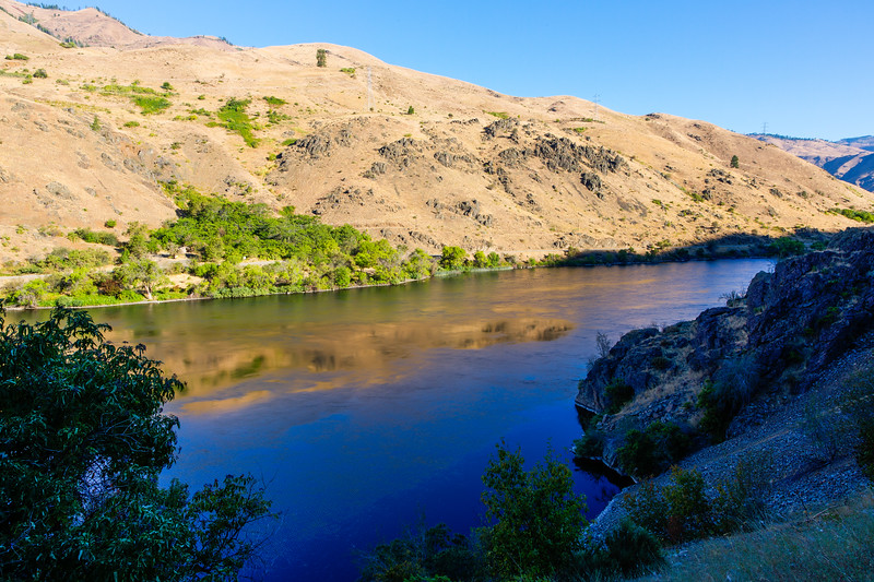 Our eastern most destination was the Oregon-Idaho border defined by the Snake River and an area called Hells Canyon.