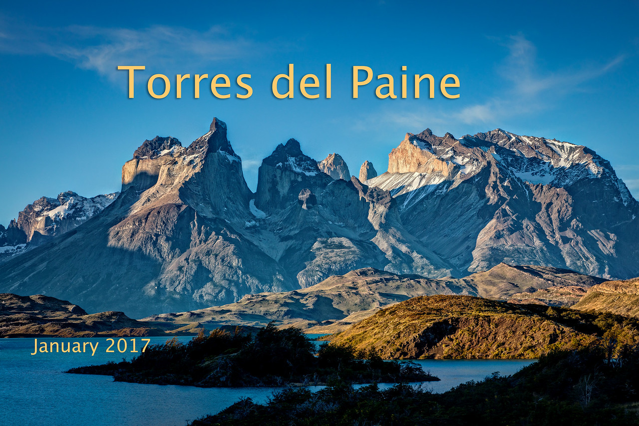 Torres del Paine is a national park in southern Chile, in the region known as Patagonia. This huge, 227,000 acre park was declared a national park in 1959 and is one of the most visited parks in Chile.