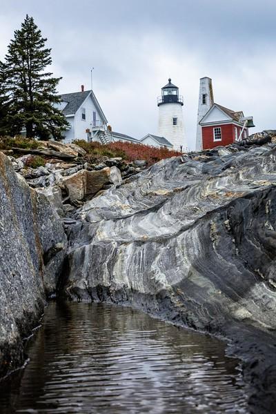 Permaquid Point Lighthouse near Camden