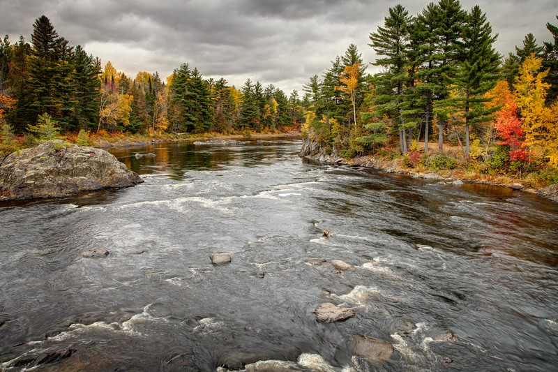 The Penobscot River in Katahdin Woods and Water National Monument
