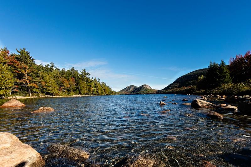 Bubble Rocks, Acadia National Park