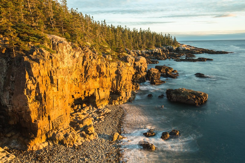 Schoodic Point, part of Acadia National Park