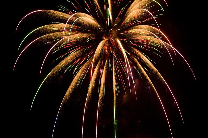 Ormond fireworks