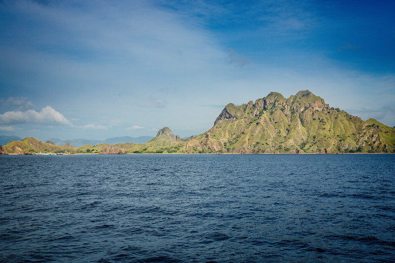 We flew from Borneo back to Jakarta and then on to Flores Island. There are 17,508 islands that comprise Indonesia.