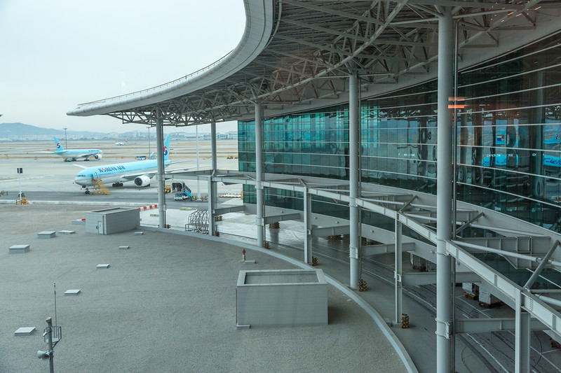 South Korea has set the bar high for future airports.