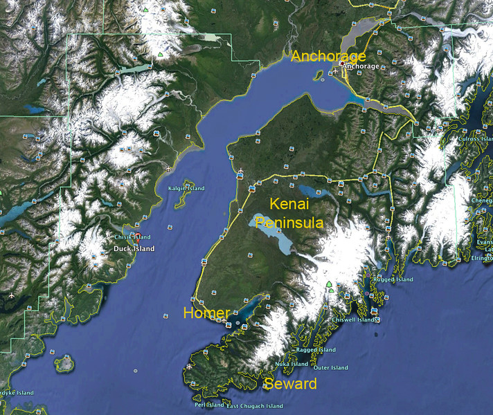 The Kenai Peninsula
