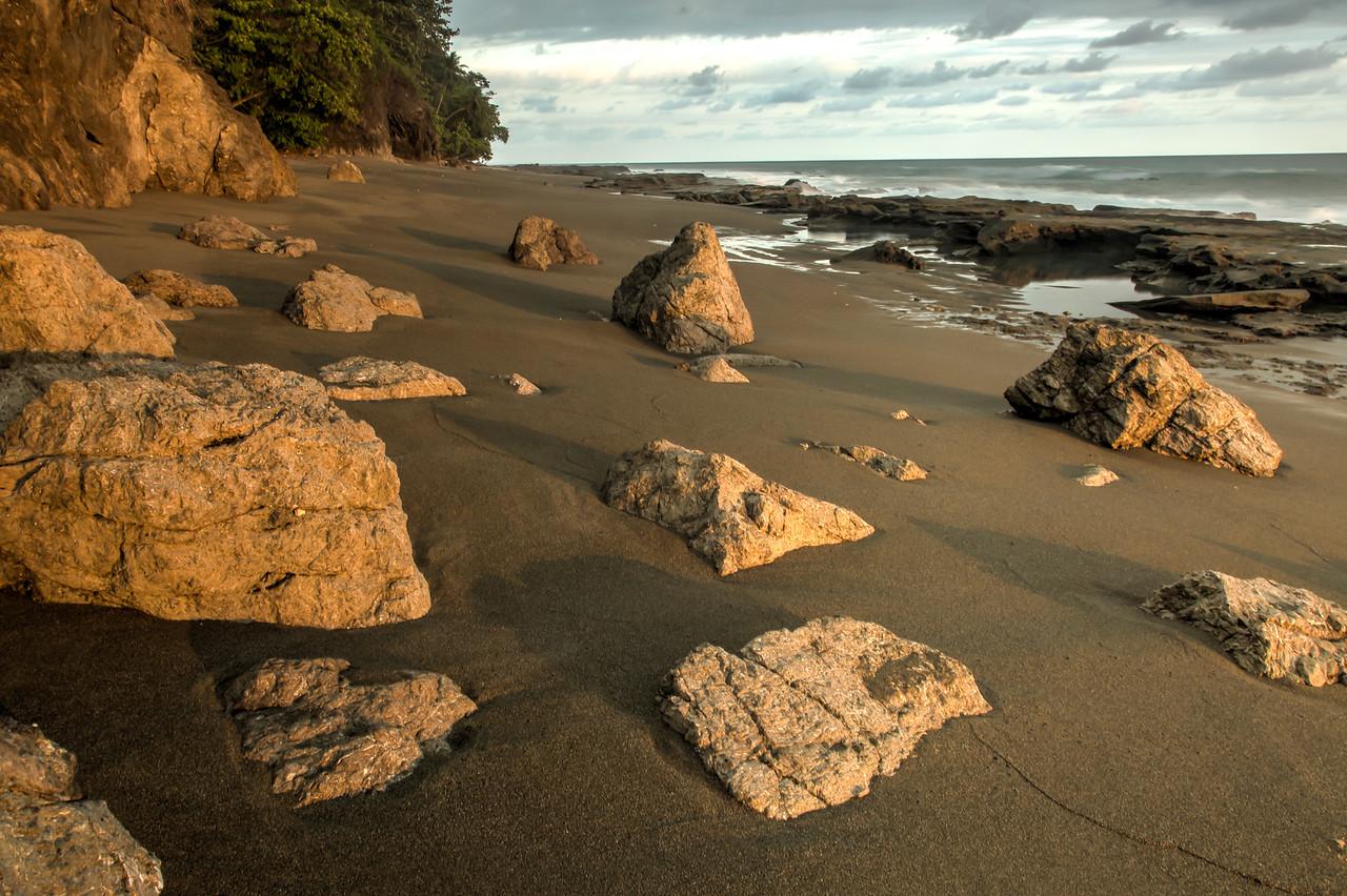 Rocks at the tidepools