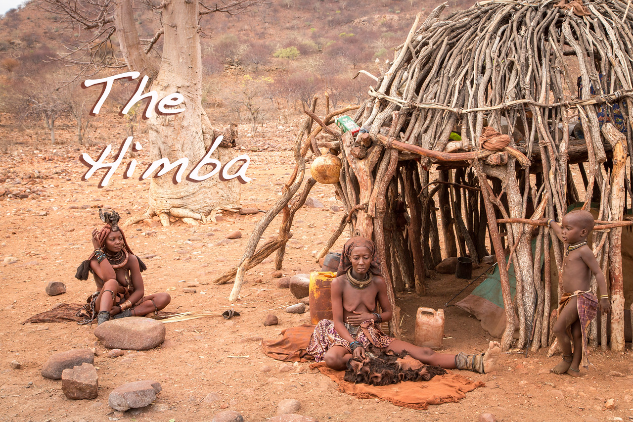 We had the privilege to visit a Himba Village on the Namibia/Angola border