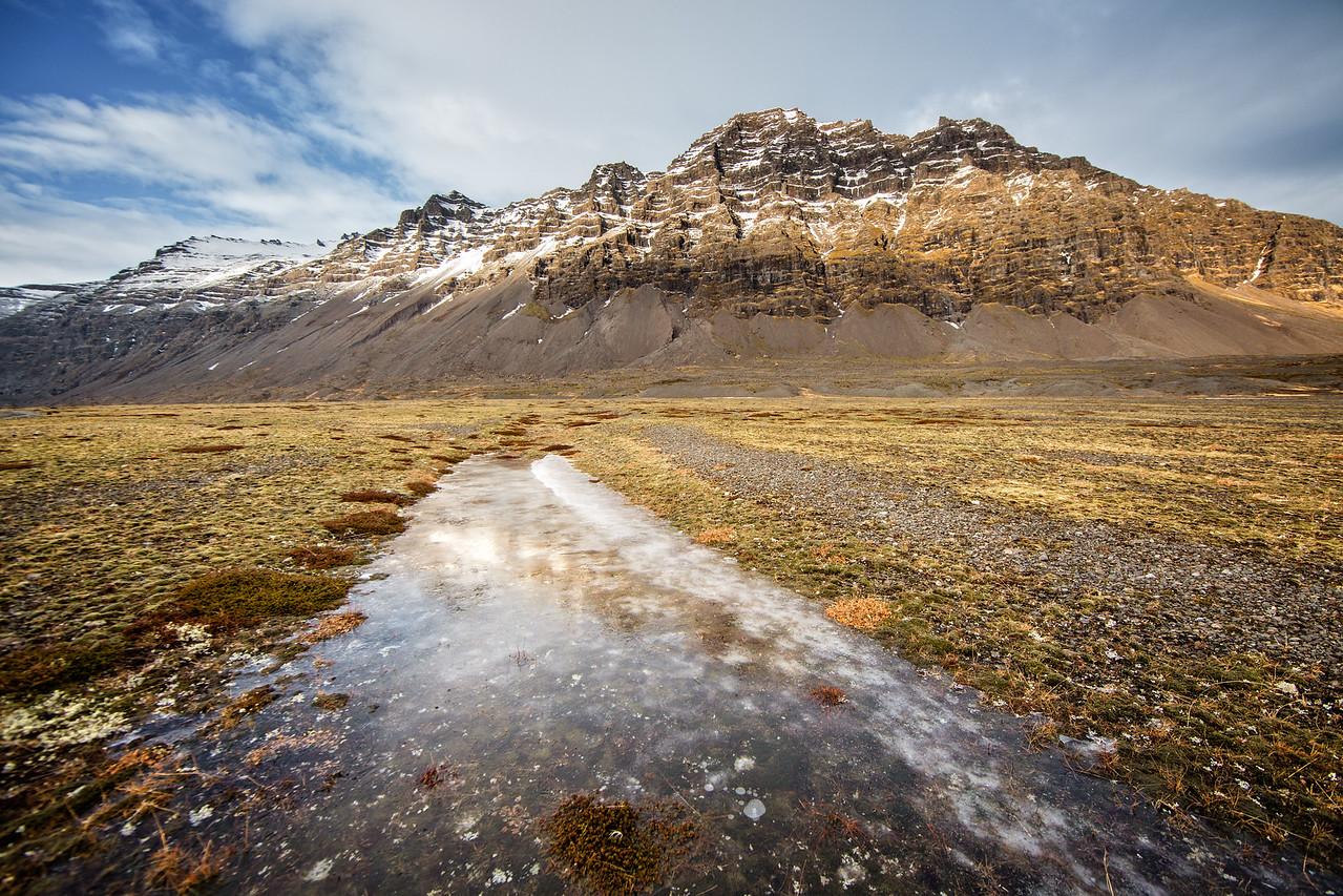 Unknown mountain range