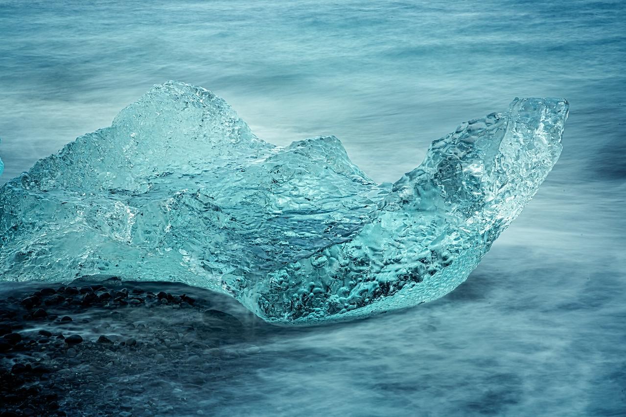 Ice serpent