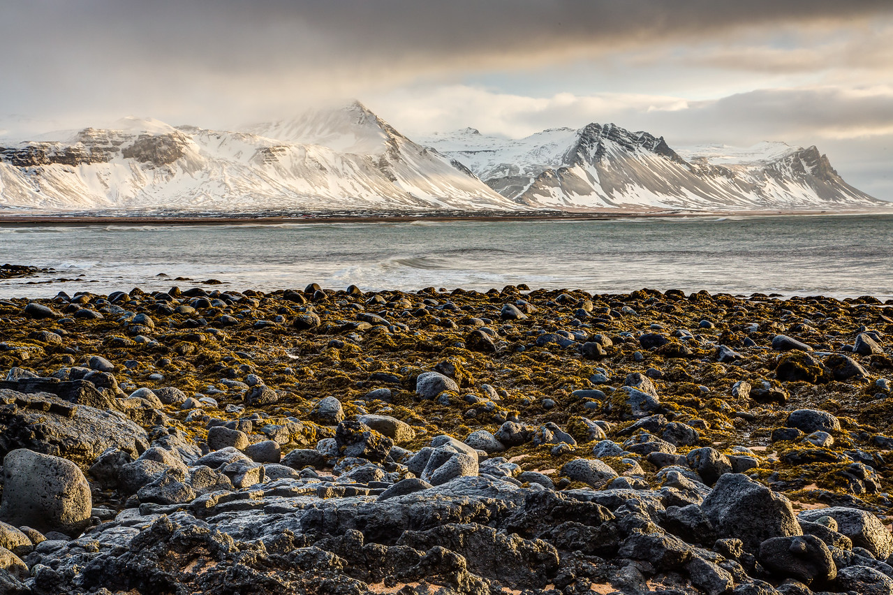 Peninsula in western Iceland.