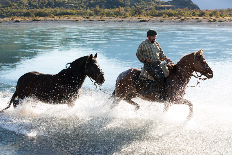 Over three centuries gauchos  evolved from independent nomads to freedom fighters to ordinary ranch hands.