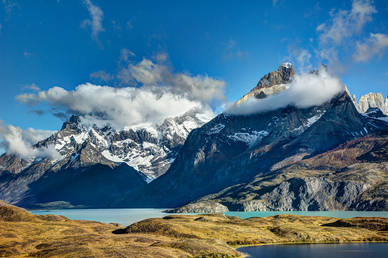 Here are three more photos from this beautiful part of Torres del Paine.