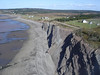 Situated in the Bay of Fundy, Joggins fossil cliffs offers a delightful flying season all year...