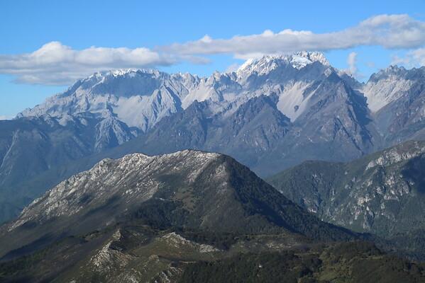 Jade Snow Mountain, Lijiang Yunnan.