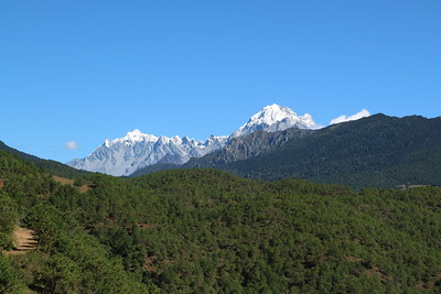 Lijiang and North West Yunnan