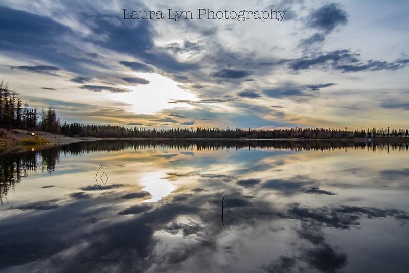Taken South of Fairbanks in 2014