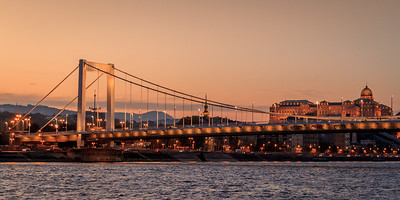 Bridge across the Danube
