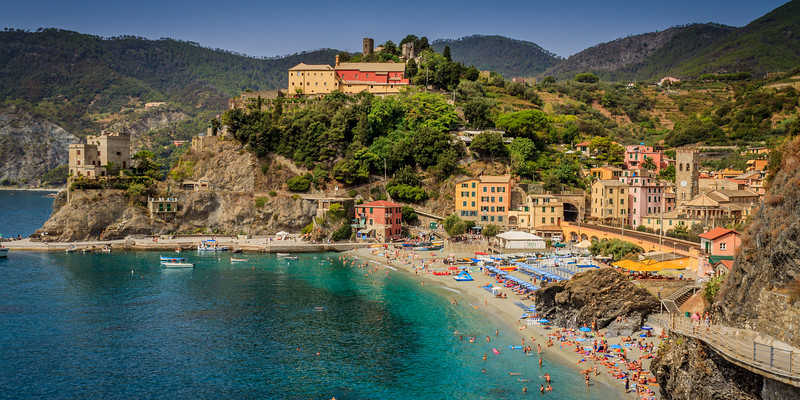 Town of Monterosso al Mare (the Old Town)