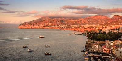 Sorrento sunset,