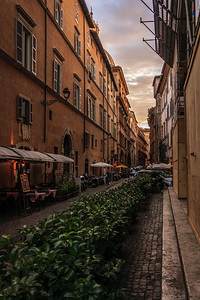 Via di Santa Maria dell' Anima;
