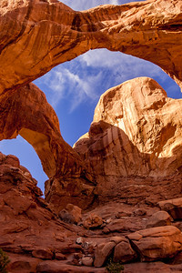 A double arch