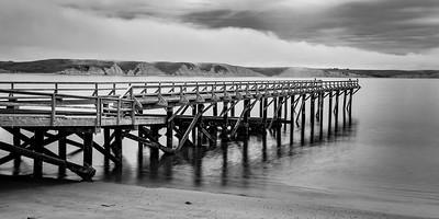 Historic Lifeboat Station boat launch ramp
