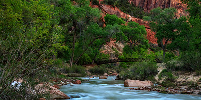 Bridge over the Virgin River