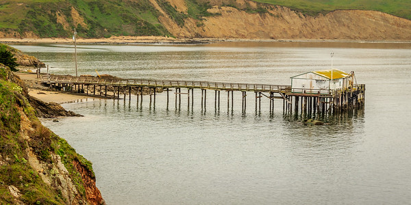Fish Docks, Drakes Bay