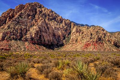 Other examples of high desert terrain