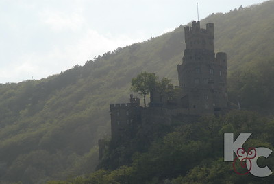 Castle near Heidelberg