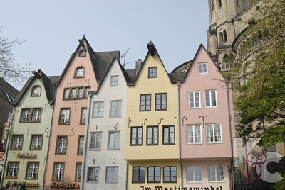 Cologne Houses