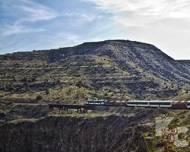 Verde Canyon Train