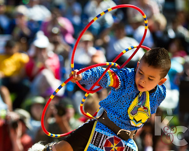 Hoop Dance Competition
