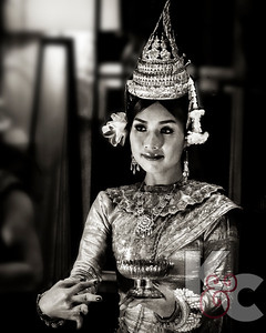 Khmer Dancer