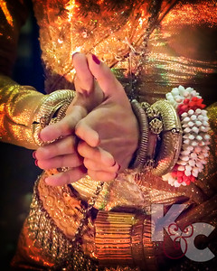 Khmer Dancer's Hands