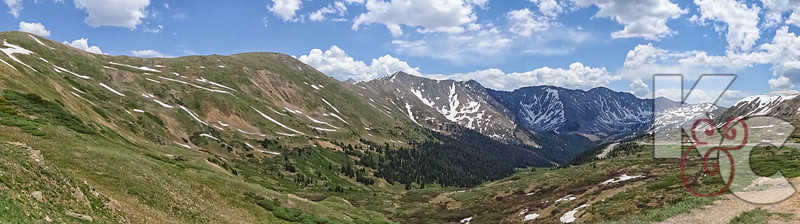 Continental Divide, Loveland Pass